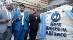 আগ্রাবাদে ৪ তারকা হোটেল বেস্ট ওয়েস্টার্নের যাত্রা শুরু