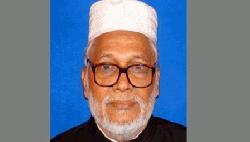 সংসদ সদস্য হাবিবুর রহমান লাইফ সাপোর্টে