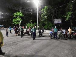 অকারণ ঘোরাফেরা করায় চট্টগ্রামে ১৫৭ টি মোটরসাইকেল জব্দ