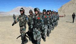 ১০ ভারতীয় সেনা সদস্যকে ছেড়ে দিয়েছে চীন