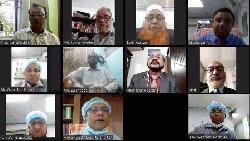 ইসলামী ব্যাংক ক্যাপিটাল ম্যানেজমেন্ট লিমিটেড-এর ভার্চুয়্যাল বার্ষিক সাধারন সভা অনুষ্ঠিত