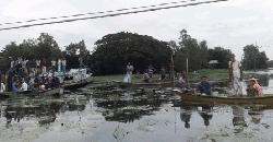 টাঙ্গাইলে বিদ্যুৎস্পৃষ্টে নৌকার ৫ যাত্রী নিহত