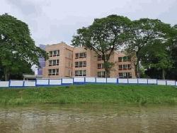 চাঁপাইনবাবগঞ্জে পুলিশ লাইন্সে নারী ব্যারাকের নব নির্মিত ভবন উদ্বোধন