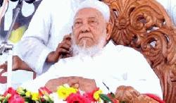 হেফাজত আমির আল্লামা আহমদ শফী আর নেই