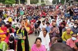দাবি না মানলে ১৬ অক্টোবর শাহবাগ থেকে বেগমগঞ্জ পর্যন্ত লংমার্চ
