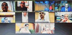 জলবায়ু পরিবর্তনের অভিঘাত মোকাবেলায় সক্ষম হচ্ছে দেশ:শাহাব উদ্দিন