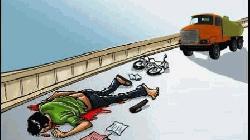 চাঁপাইনবাবগঞ্জে সড়ক দূর্ঘটনায় ব্যবসায়ী নিহত