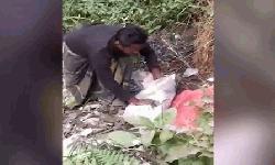 খালপাড়ে পড়ে থাকা কার্টনে মিলল জমজ কন্যাশিশুর লাশ