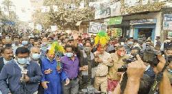 ৩৫ বছর ধরে চট্টগ্রামের মানুষের জন্য রাজনীতি করছি: ডা. শাহাদাত