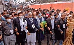 চট্টগ্রামকে পর্যটন নগরী গড়তে পরিকল্পিত পদক্ষেপ নেব: ডা. শাহাদাত