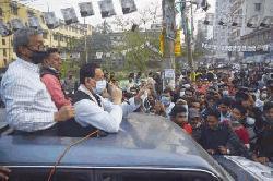 'শেখ হাসিনার মেগা প্রকল্পের কাজ শেষ হলে চট্টগ্রামে জলাবদ্ধতা থাকবে না'