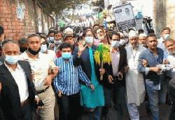 'সকল ভয়ভীতি উপেক্ষা করে ভোটকেন্দ্রে আসুন' ডা: শাহাদাত