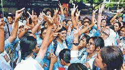 এইচএসসির ফল পেতে শিক্ষাপ্রতিষ্ঠানে জমায়েত নয়