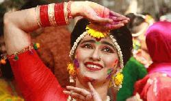 ফাগুন হাওয়ায় বসন্ত-ভালোবাসার দিন