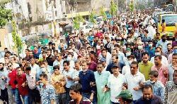 চট্টগ্রামে বিএনপি নেতা শাহাদাতসহ ১৭ জন আটক