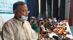ব্রাহ্মণবাড়িয়ার তাণ্ডব ইসলামের ওপর কালিমা লেপন করেছে: তথ্য ও সম্প্রচার মন্ত্রী