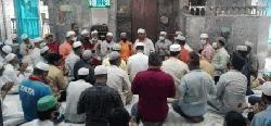 কেন্দ্রীয় নেতাদের রোগমুক্তি কামনায় নগর বিএনপির দোয়া মাহফিল