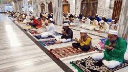 ঈদের জামাত মসজিদে: ধর্ম মন্ত্রণালয়