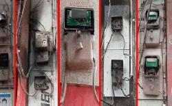 কলারোয়ায় বৈদ্যুতিক শর্ট সার্কিটে প্রায় অর্ধশত মিটার পুড়ে ছাই