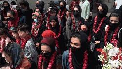 আফগান নারী ফুটবল দল পালিয়ে পাকিস্তানে