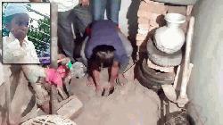 শিবচরে ভাতিজাকে ঘরের মেঝেতে পুঁতে রাখলেন চাচি