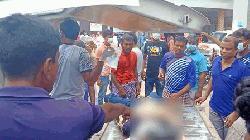 চাঁপাইনবাবগঞ্জে ট্রাকচাপায় দুই অটোরিকশাযাত্রী নিহত